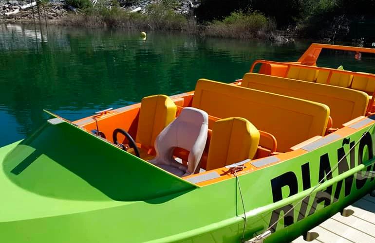 Jetboat Riaño